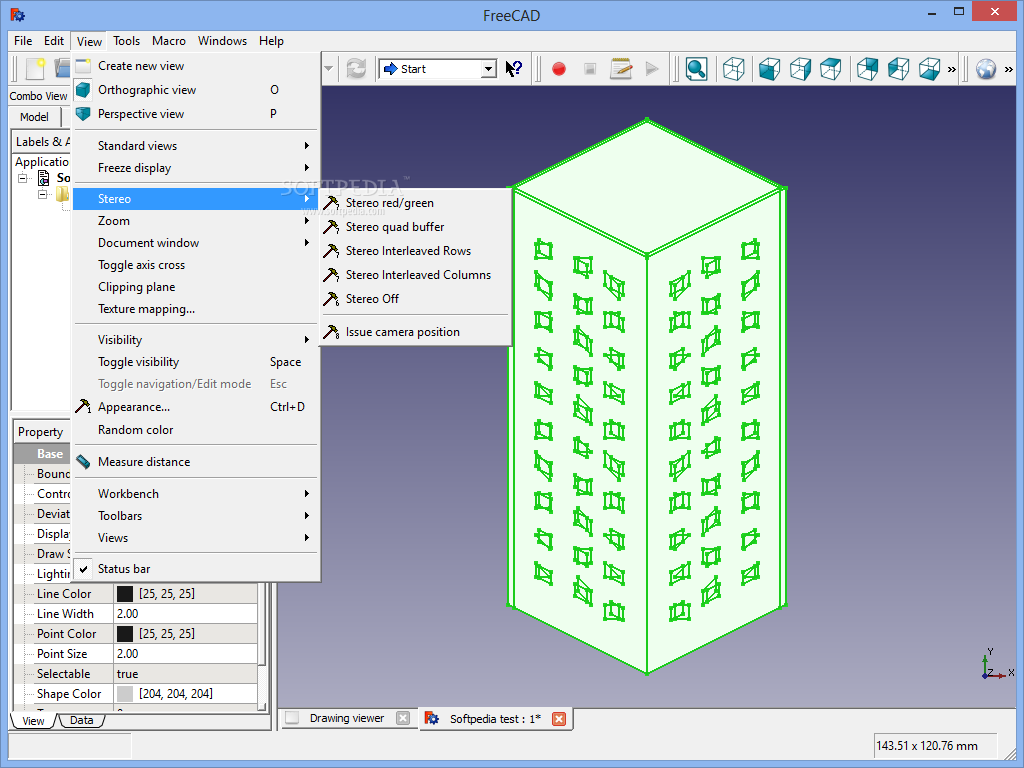 Download Portable Freecad Revision 1828