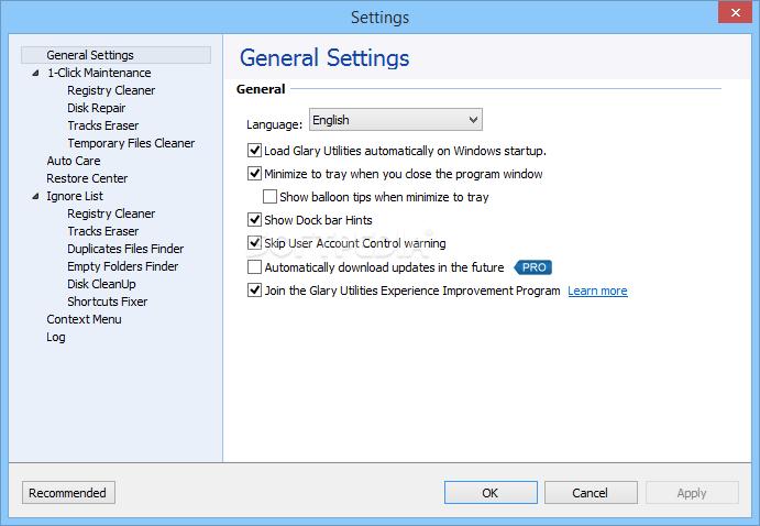 glary utilities windows 10 64 bit