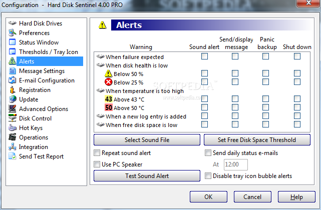 Portable Hard Disk Sentinel Professional screenshot 19