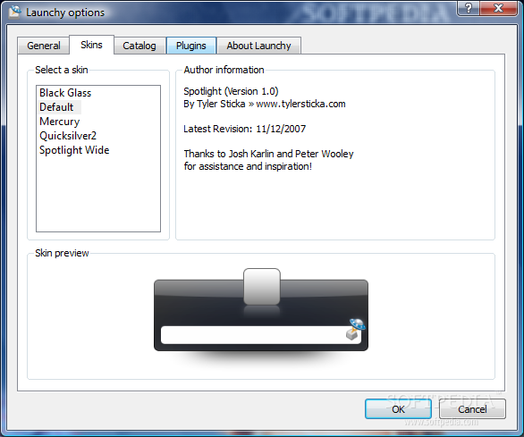 Download Portable Launchy 2.1.2