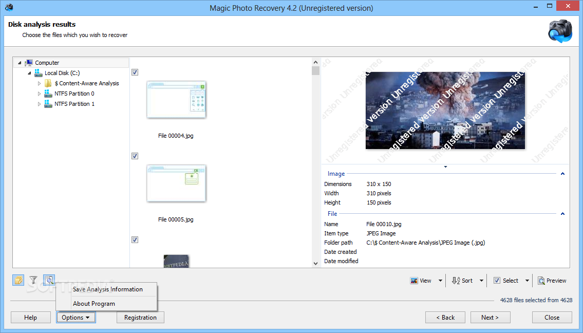 Download Portable Magic Photo Recovery 4 7