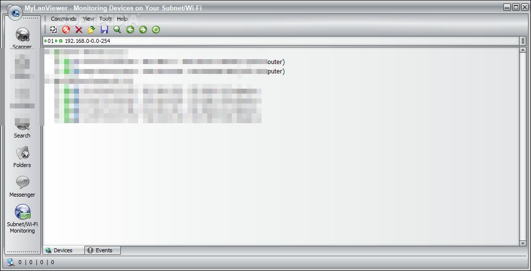 Mylanviewer network/ip scanner serial key