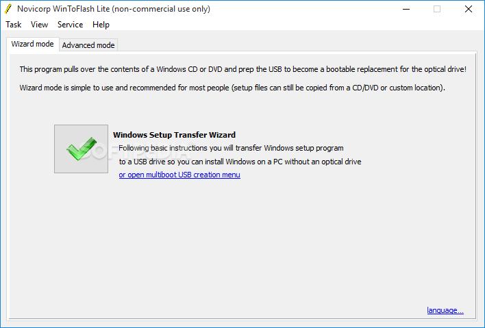 download wintoflash