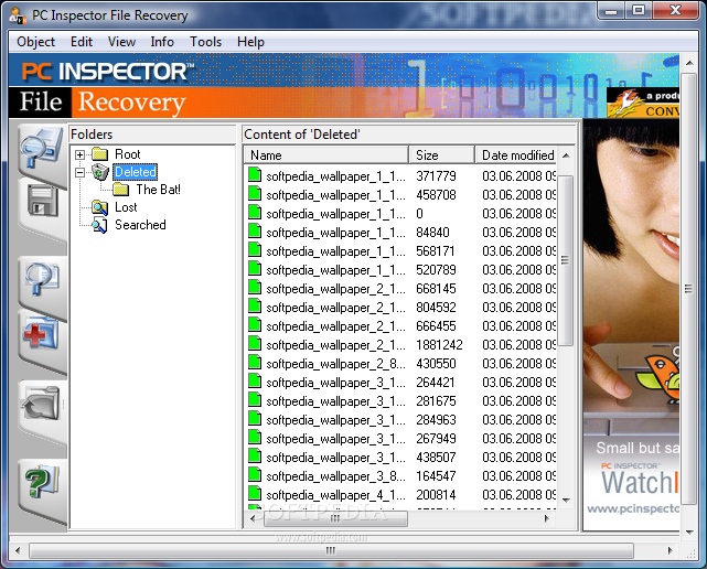 Download pc inspector smart recovery 4. 5 (free) for windows.