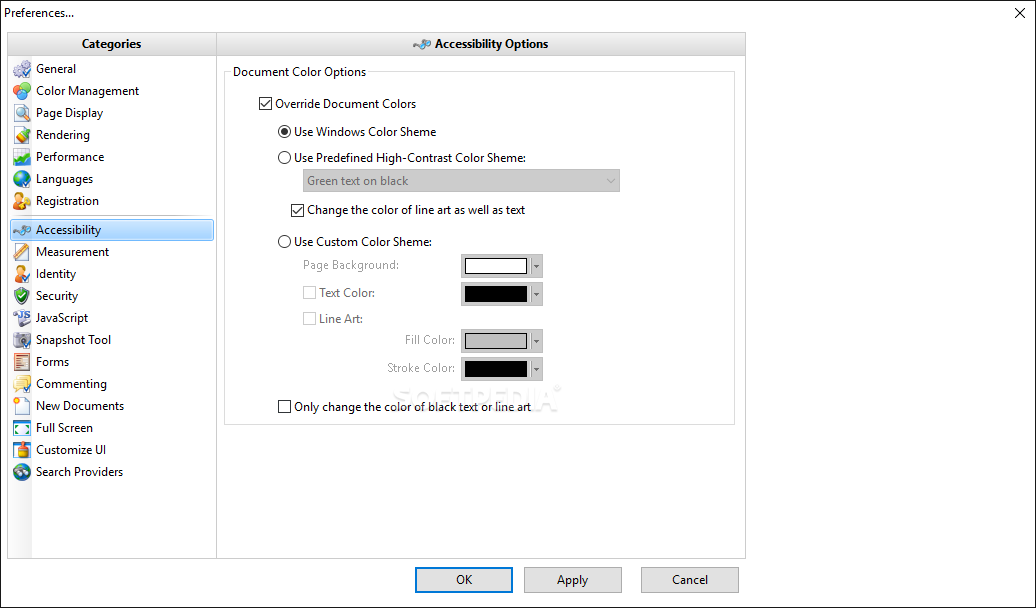 pdf xchange viewer windows 10