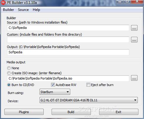 Download Portable PE Builder 3 1 10a
