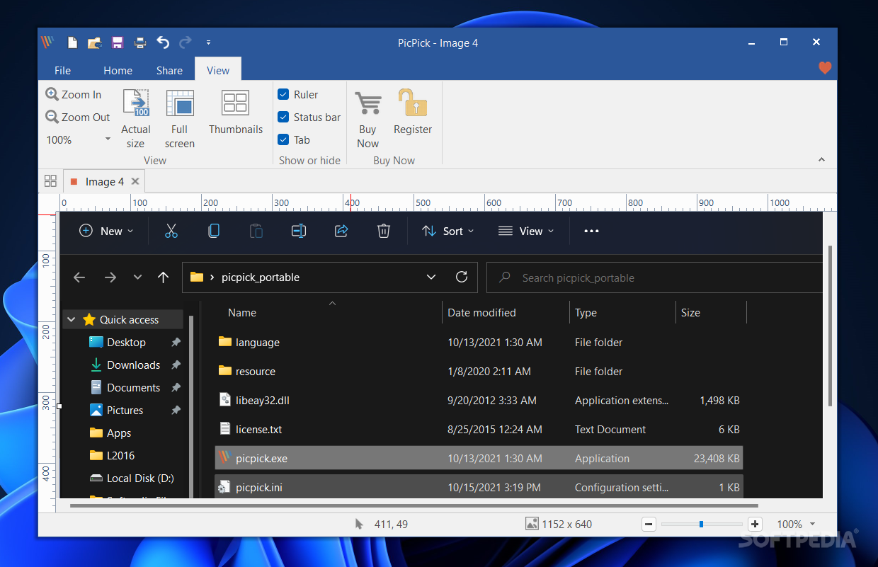 snipping tool portable xp