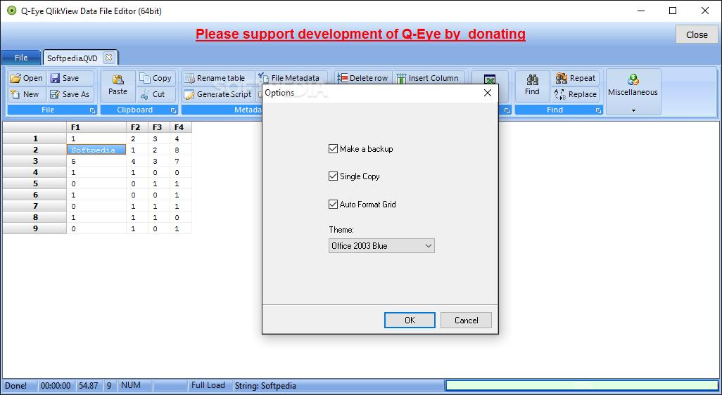 Download Portable Q-Eye QlikView Data File Editor 6 5 0 6