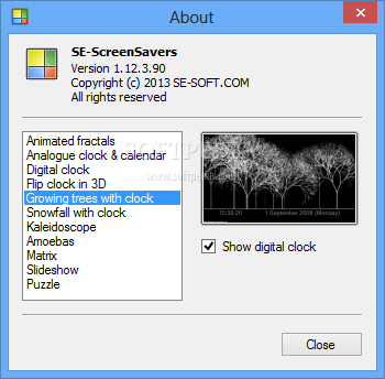 Download Portable SE-ScreenSavers 1 12 3 90
