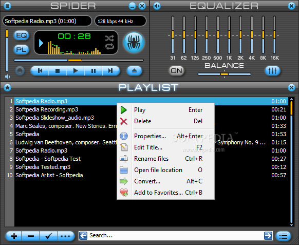 Download Portable Spider Player 2 5 3