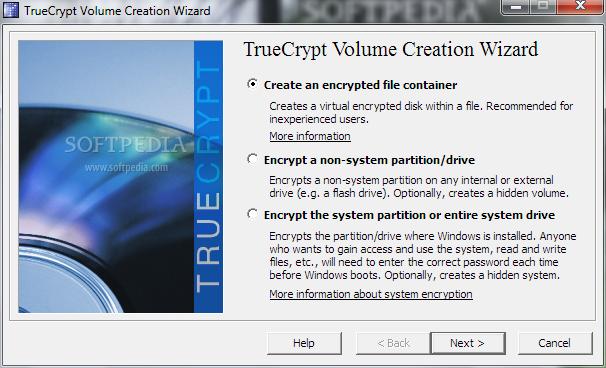 Truecrypt 7.1a Portable
