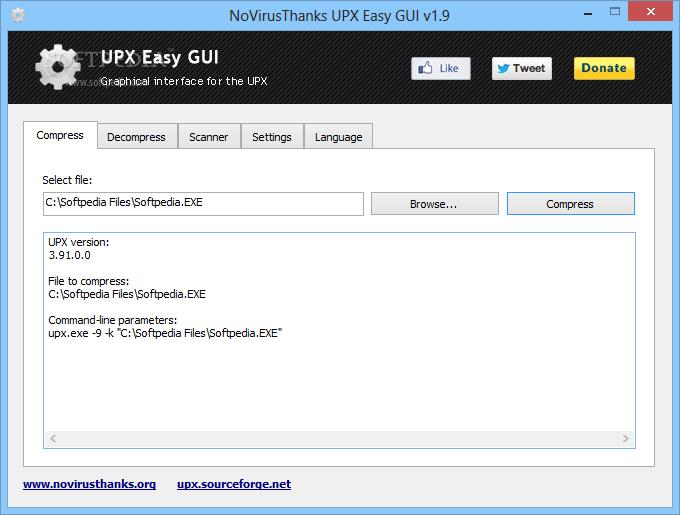 Upx Unpacker