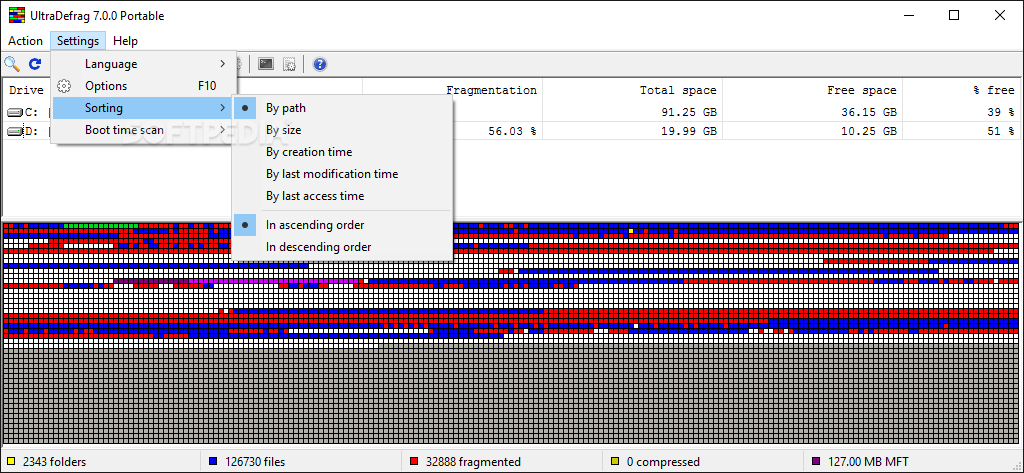 how to boost hard drive performance windows 7
