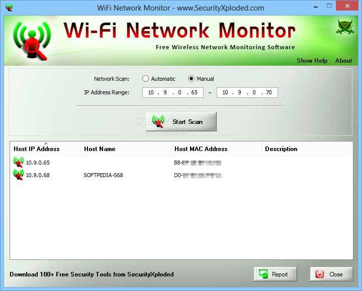 Download Portable WiFi Network Monitor 1 0