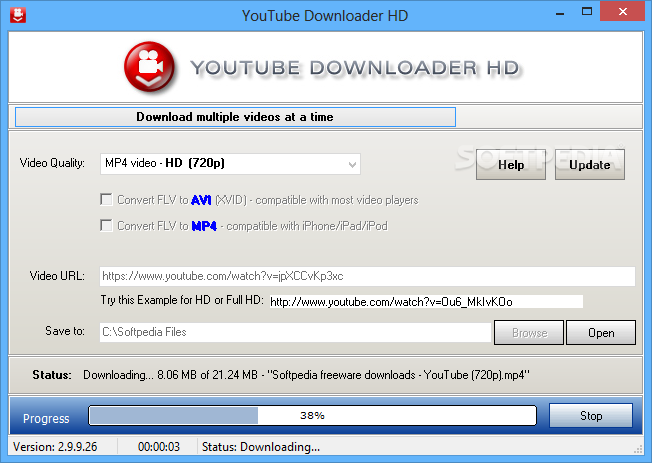 Download Portable Youtube Downloader for Windows-portable App