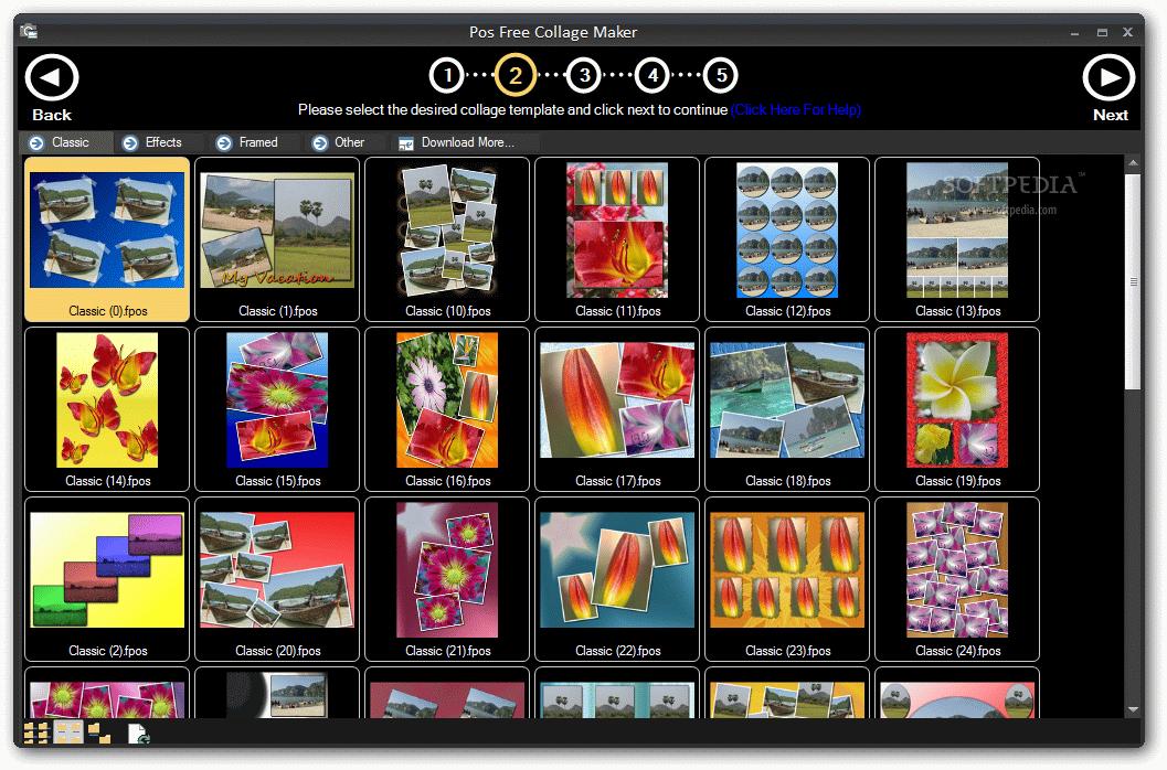 Download Pos Free Collage Maker 1 01