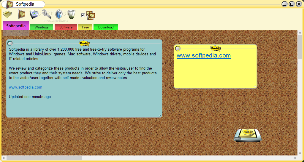 Format lists in Stickies for Mac