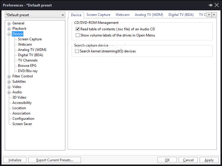Download PotPlayer 1 7 19955 / 1 7 20502 Beta