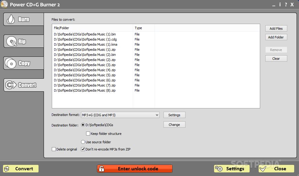 Power cd+g burner 2. 0. 2 | cd/dvd/br burning.
