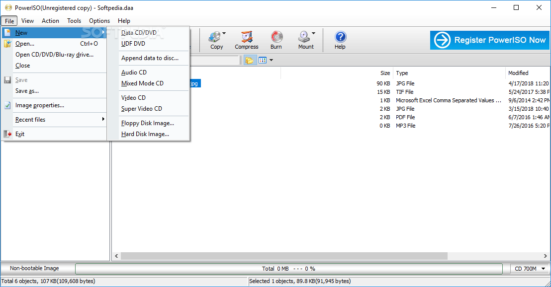 poweriso 6.5 username and registration code