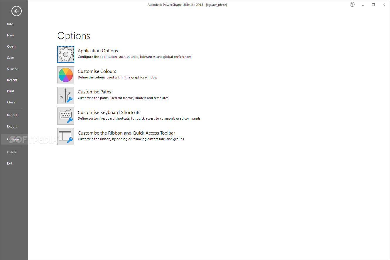 Download Autodesk PowerShape Ultimate 2020 0 0 20118