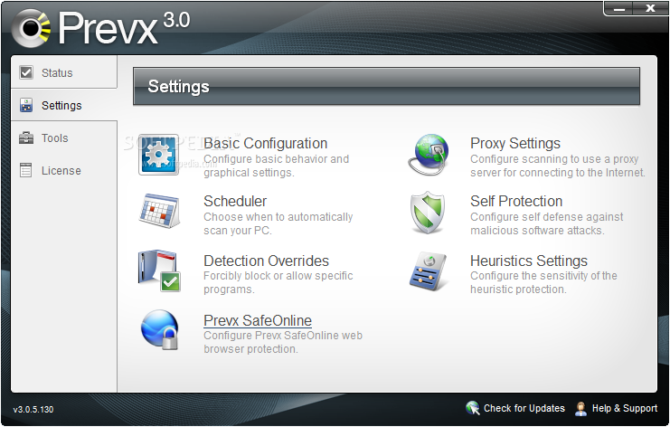 Download Prevx - Free Malware Scanner 3.0.5.220