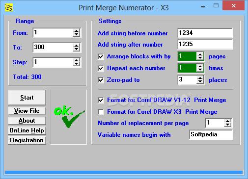 Download Print Merge Numerator 2 00