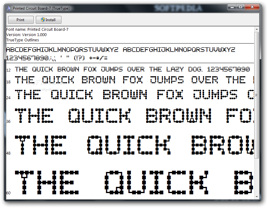how to change font style in windows 7 ultimate