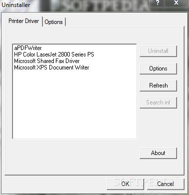 Download Printer Driver Uninstall Tool 1 04