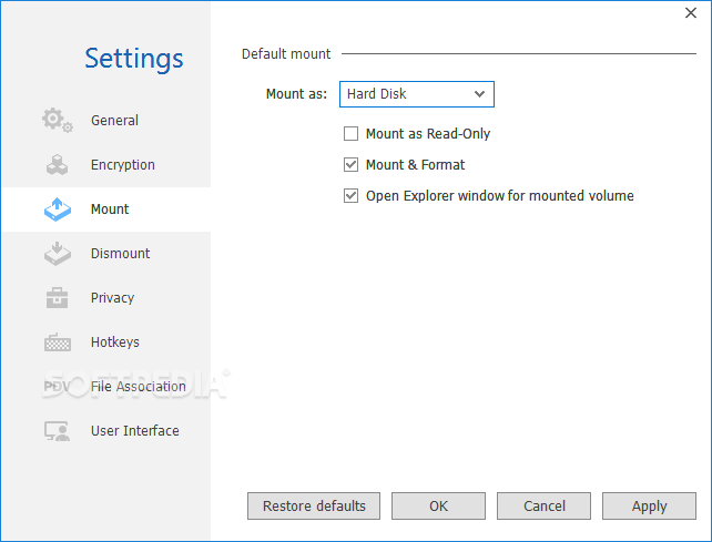 how to set security on a mapped drive win 7