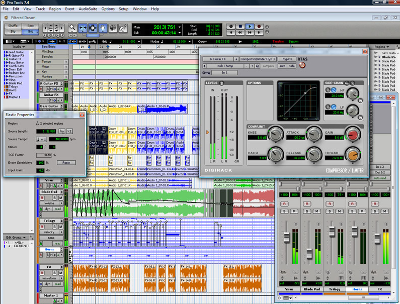 pro tools 8 m powered mac download