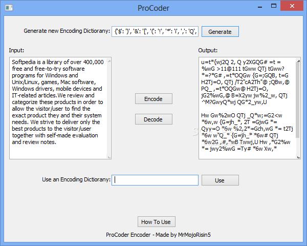Download ProCoder