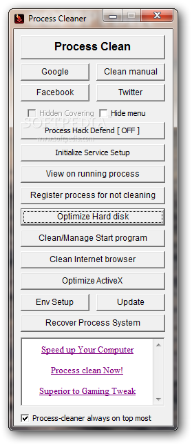 Download Process Cleaner 2 08