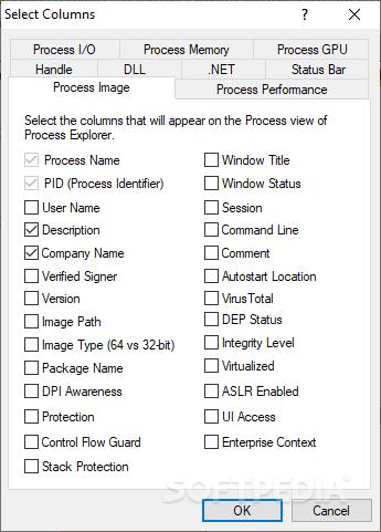 Download Process Explorer 16 30