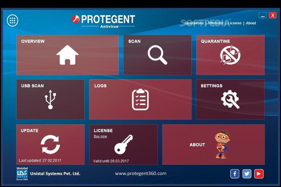 Download Protegent Antivirus 10 2 0 4