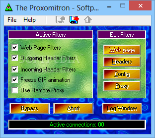 proxomitron 4.5