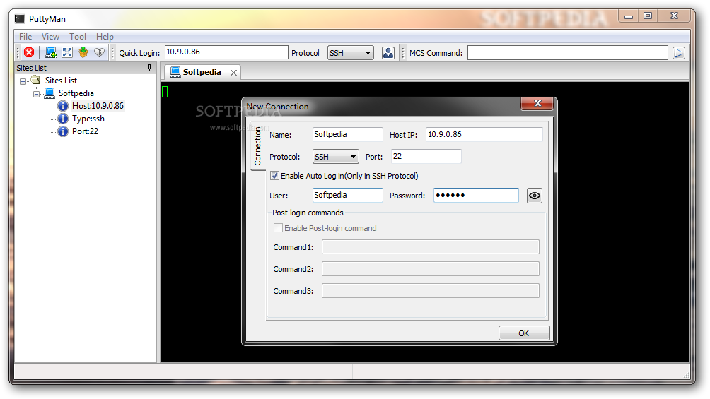Download PuttyMan 1 6 Build 973