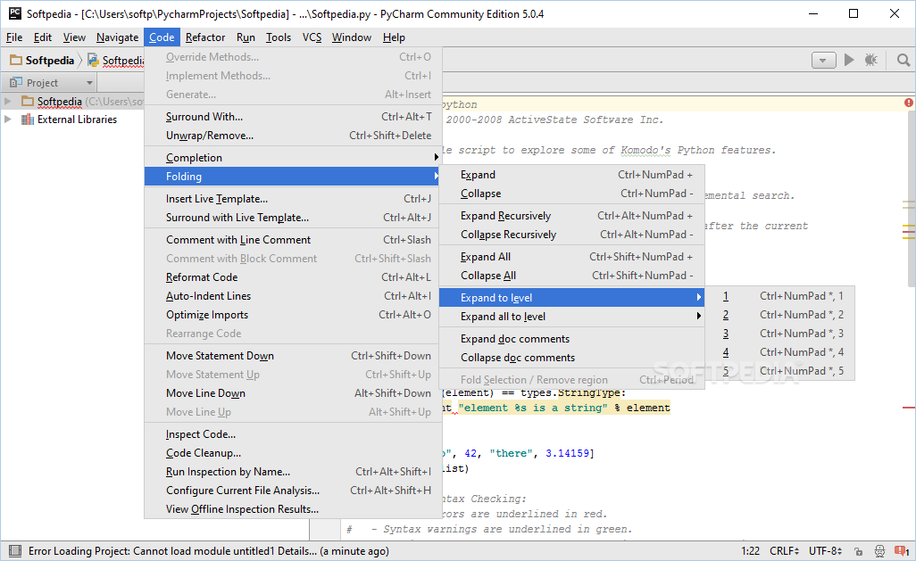 how to add coments in pycharm