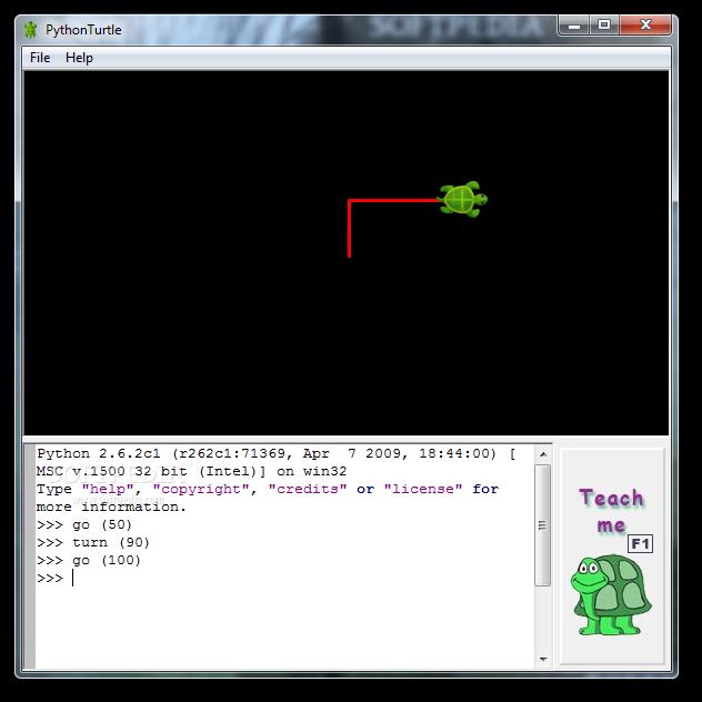 Download PythonTurtle 0.1.2009.8.2.1