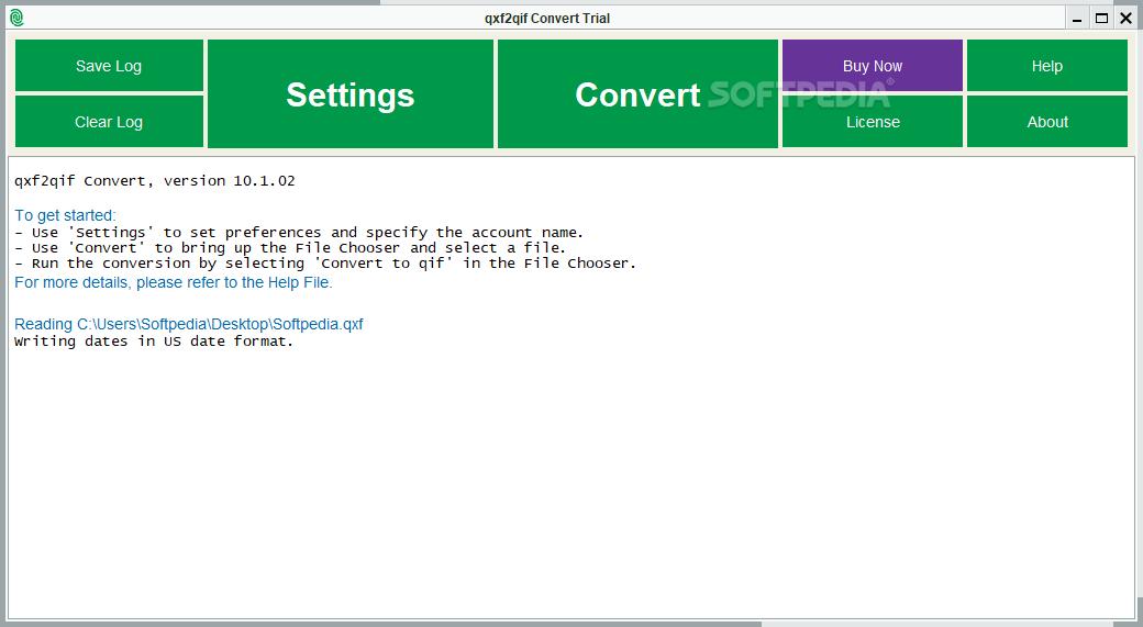 Download qfx2qif Convert 12 0 12