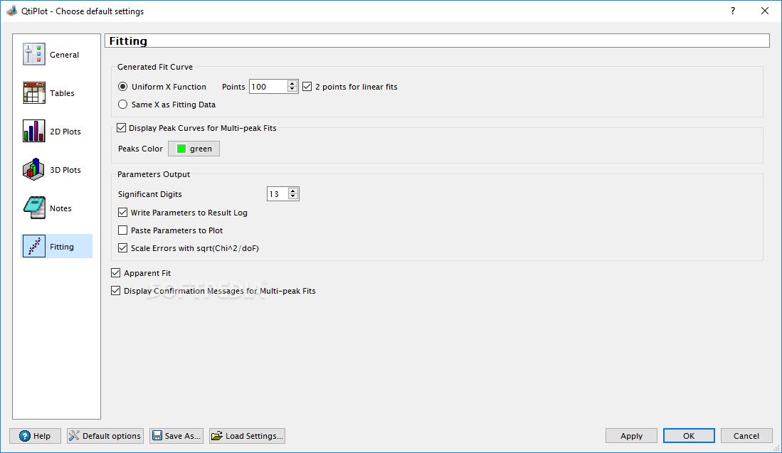 Download QtiPlot 0 9 9 14 / 1 0 0 RC9
