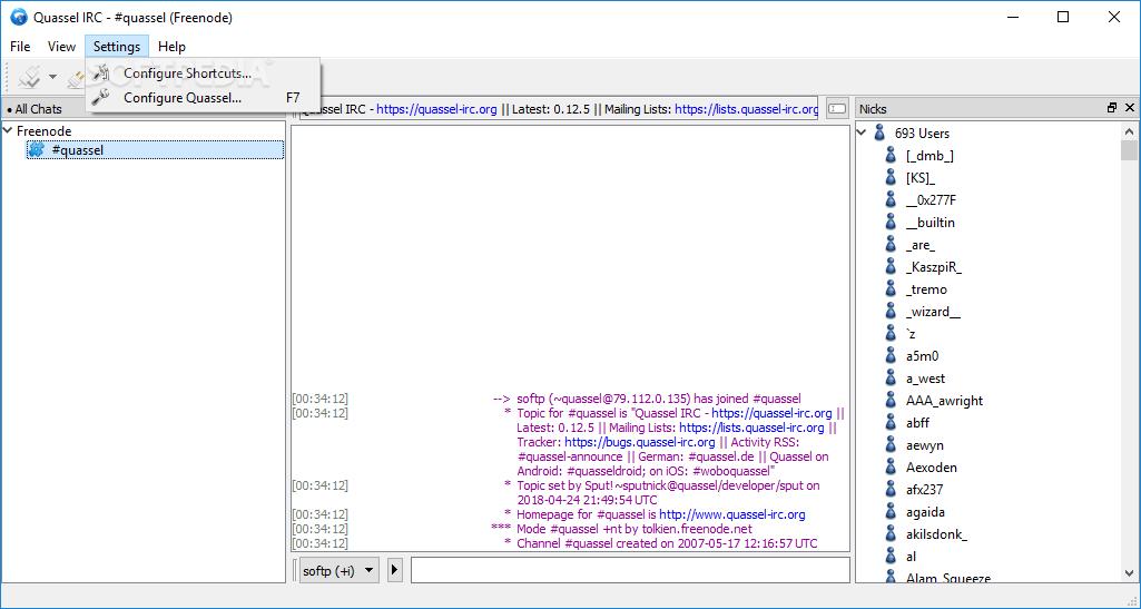 Download Quassel IRC 0 13 1