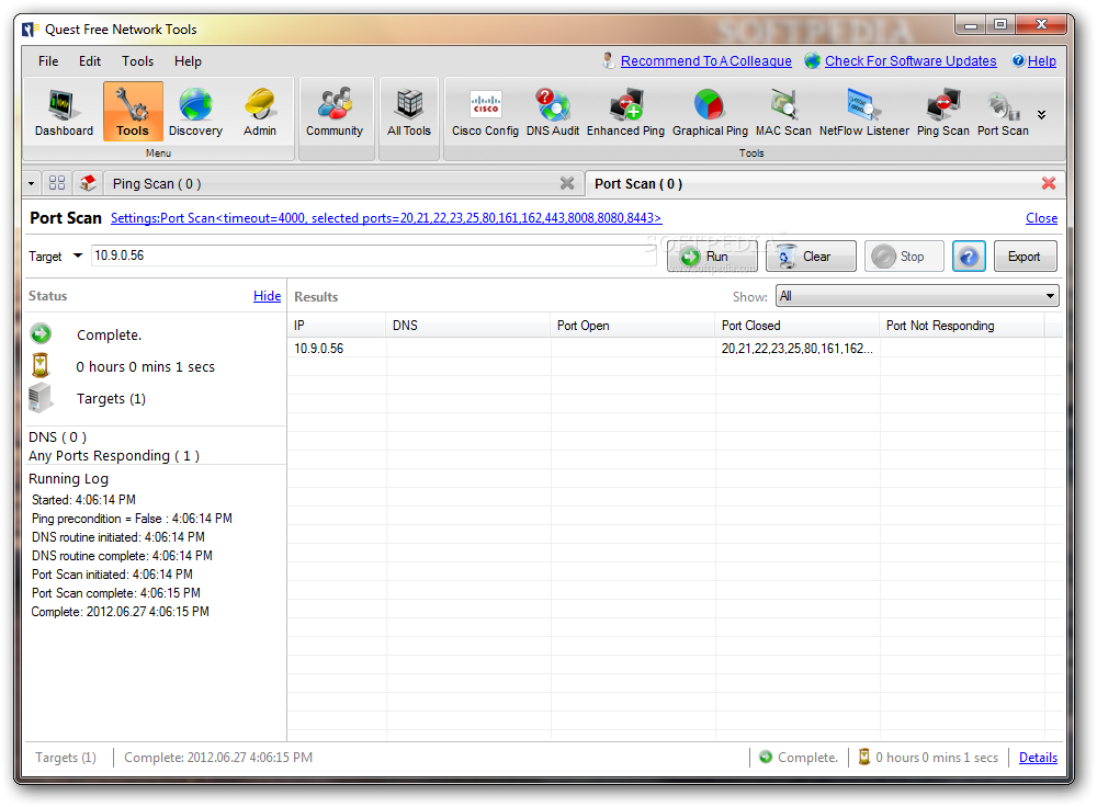 Download Quest Free Network Tools 2 3 22282 0