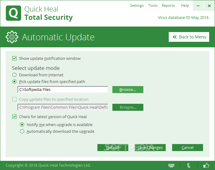 antivirus update free download