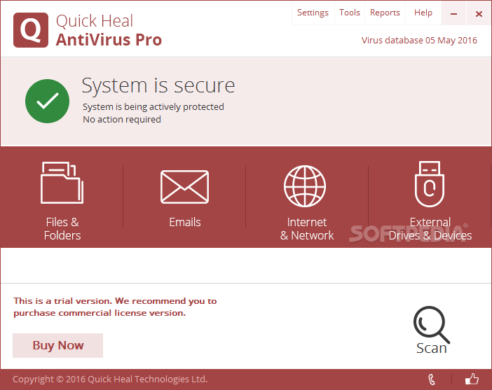 Download Quick Heal Antivirus Pro Free Latest Version - June