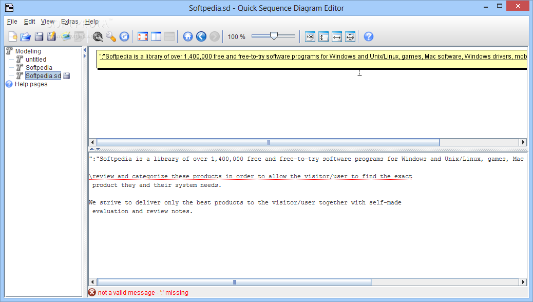 Download quick sequence diagram editor 401 ccuart Image collections
