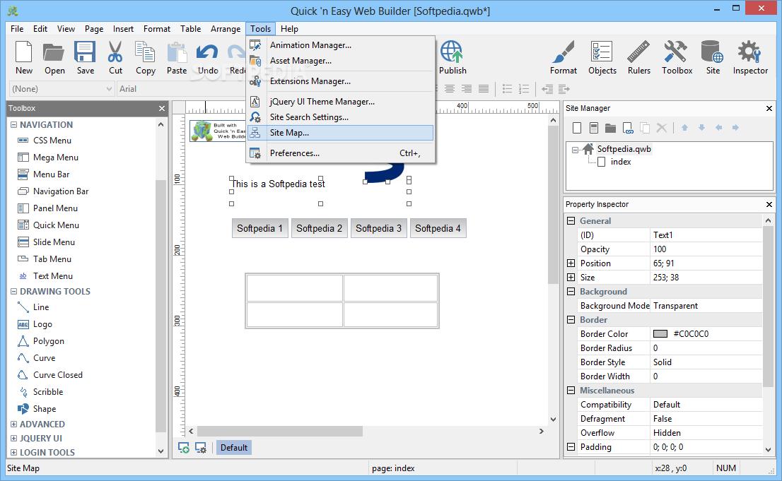 Download Quick 'n Easy Web Builder 6 3 0