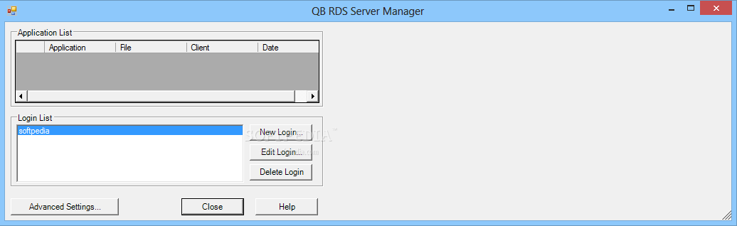 quickbooks database manager