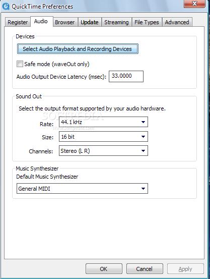 Download QuickTime Alternative 3 2 2