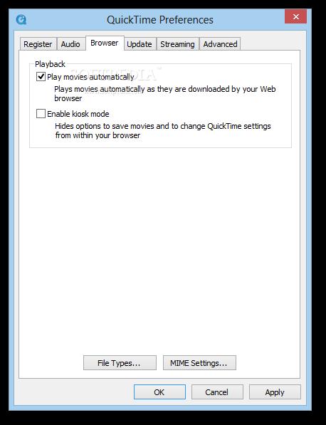 quicktime player 32 bit download